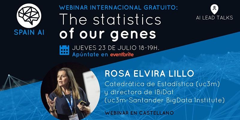 cartel_20200723_entradas-webinar-internacional-gratuito-ai-leads-talk-the-statistics-of-our-genes