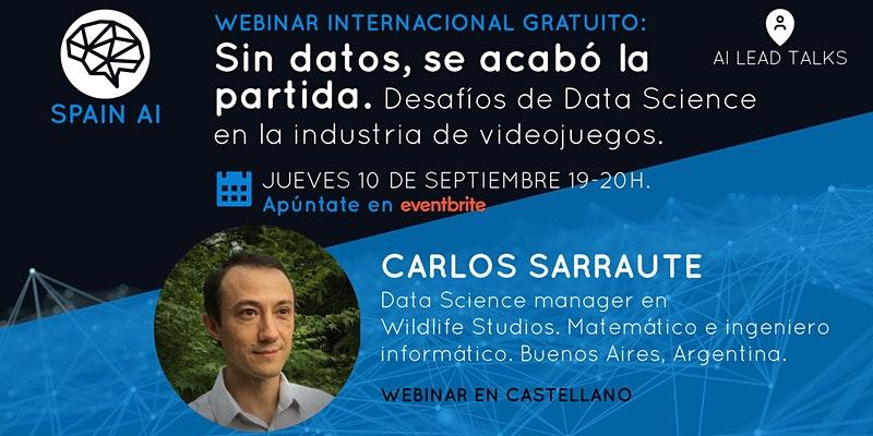 cartel_20200910_entradas-webinar-gratuito-ai-lead-talk-desafios-data-science-industria-videojuego