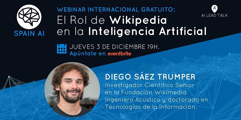 cartel_20201203_entradas-webinar-ai-lead-talk-fake-news-wikipedia-e-inteligencia-artificial